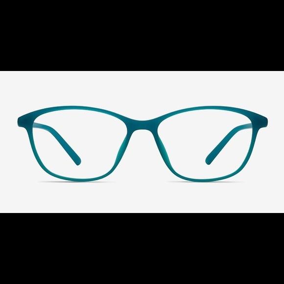Accessories | Teal Glasses Frames | Poshmark